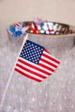 Stars and stripes Stock Image