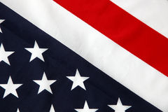 Stars and stripes. USA Royalty Free Stock Photo