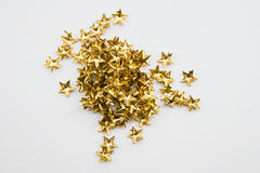 Stars studs Royalty Free Stock Photography
