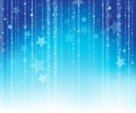 Stars theme background 1 Royalty Free Stock Photo