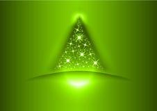 Stars tree Royalty Free Stock Photography