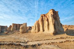 Stars Valley on Qeshm Island in south Iran, taken in January 2019 taken in hdr royalty free stock photos