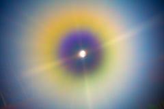 starshine φωτοστεφάνου Στοκ Εικόνες