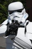 Starship militärpolis arkivfoton
