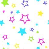 Starspattern Immagine Stock Libera da Diritti