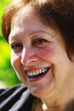 starsza kobieta Obraz Royalty Free