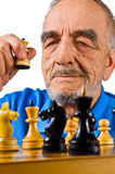 starsze osoby Zdjęcie Royalty Free