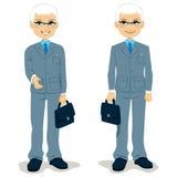 Starszy Biznesmen Obrazy Royalty Free
