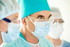 starszy chirurg Zdjęcia Royalty Free