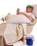 starszy choroby Zdjęcia Stock