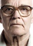 starszy człowiek Fotografia Stock