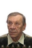 starszy człowiek Zdjęcia Royalty Free