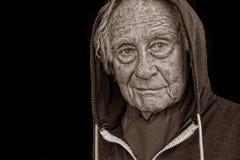 Starszy mężczyzna Fotografia Royalty Free