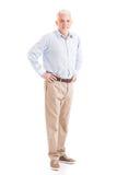 Starszy mężczyzna Zdjęcie Stock