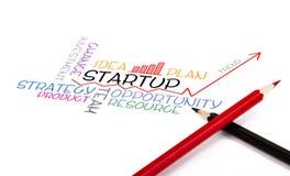 start Stockfoto