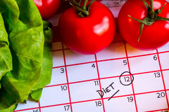 Start Diet Today Stock Photos