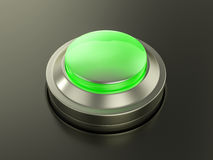 Start knob Royalty Free Stock Photography