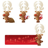 Start a Page with Rudolph Stock Photo