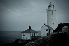 Start Point lighthouse Stock Image