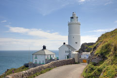 Start Point Lighthouse Royalty Free Stock Photos