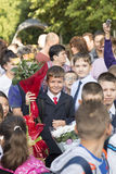 Start of the school Royalty Free Stock Photo