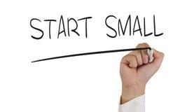 Start Small stock photos