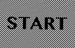 Start text Stock Image