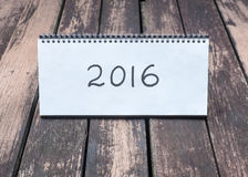 Start thinking of new year resolutions Stock Photography