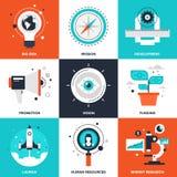 Start- und neues Geschäft Lizenzfreie Stockfotos