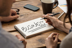 Start up business Royalty Free Stock Image