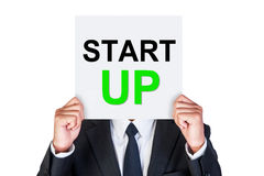 Start up in business Stock Photo