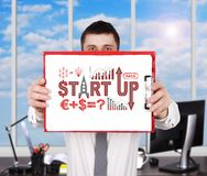 Start up Royalty Free Stock Photo
