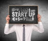 Start up Royalty Free Stock Images