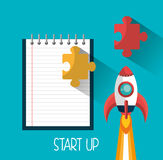 Start up company and business Stock Photo
