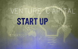 Start-up concept. Start-up - Business and Innovation Concept stock illustration