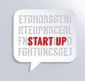 Start up stock illustration