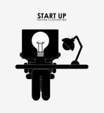 Start up concept Stock Photo