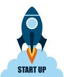 Start up design Stock Image