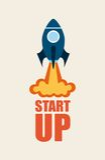 Start up design Stock Images