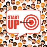 Start up design Stock Photos