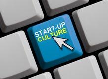 Start-Up kultur direktanslutet arkivfoton