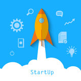 Start up1 Stock Image