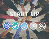 Start Up Opportunity Growth Success Chance Begin Concept Royalty Free Stock Images