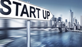 Start up Stock Image