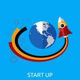 Start up Rocket Stock Photos