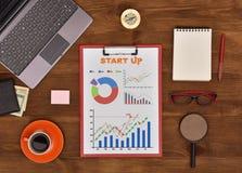 Start Up Strategy Stock Photos