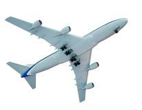 Start van de vliegtuigen Royalty-vrije Stock Afbeeldingen
