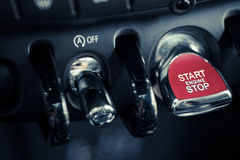 Start your engines Royalty Free Stock Photo