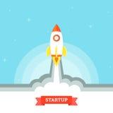 Startconcept Royalty-vrije Stock Afbeeldingen