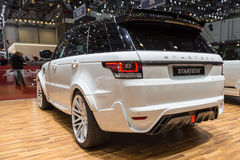 2015 StarTech Range Rover Sport Stock Images